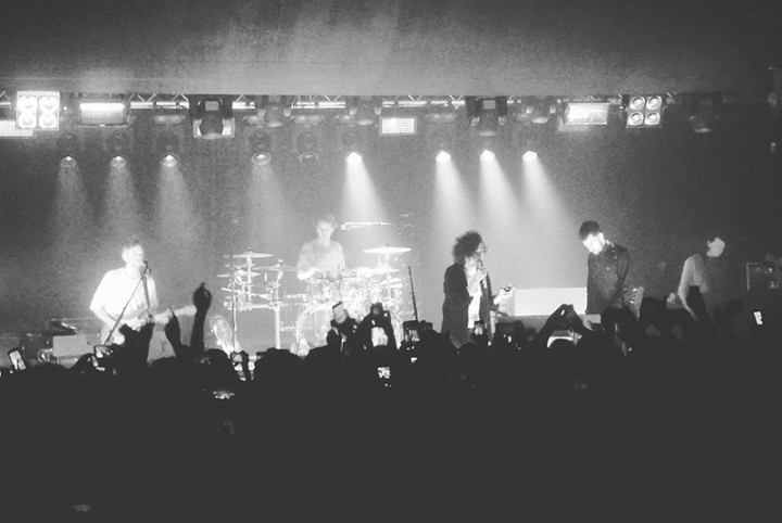 The 1975 in Nottingham
