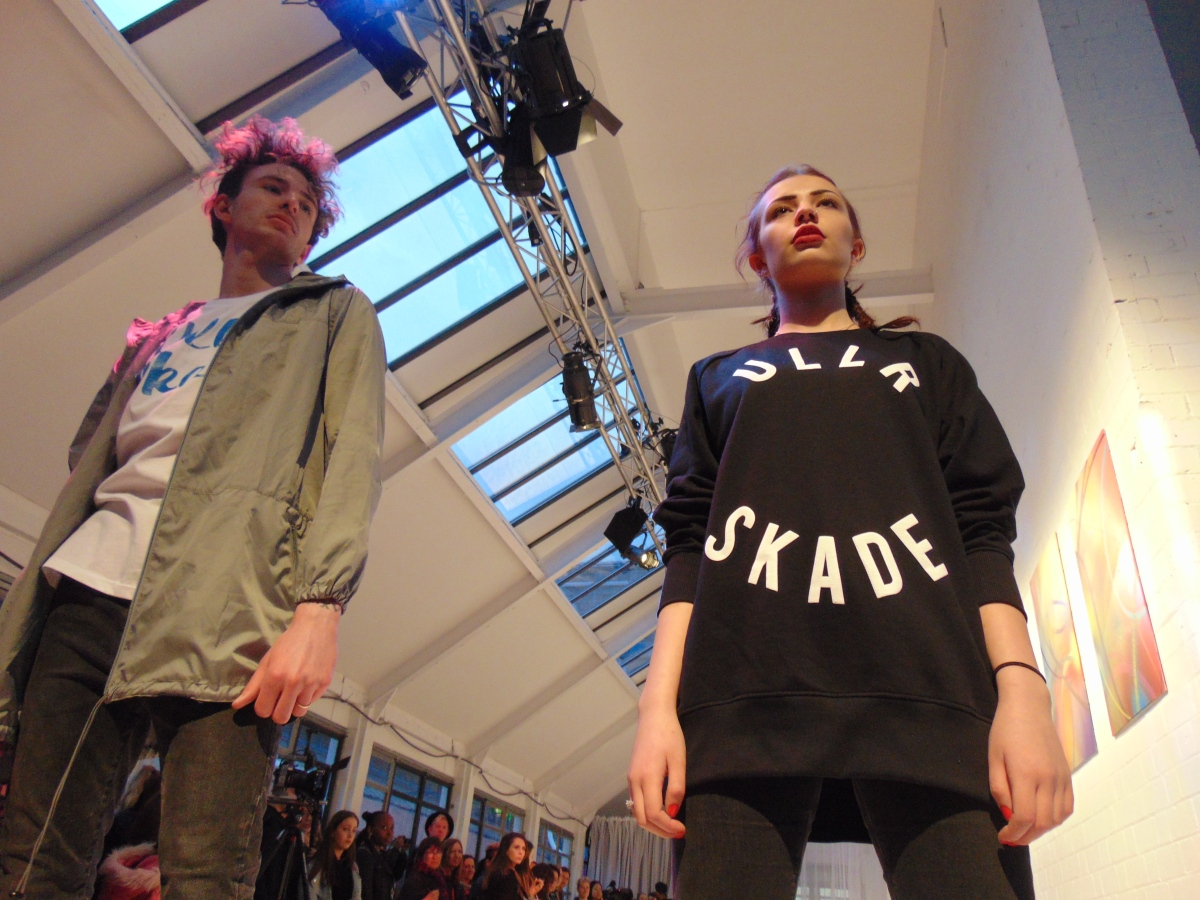 NFW: Creative Quarter Spotlight on Nottingham Independent Fashion