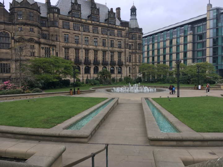 A Weekend in Sheffield