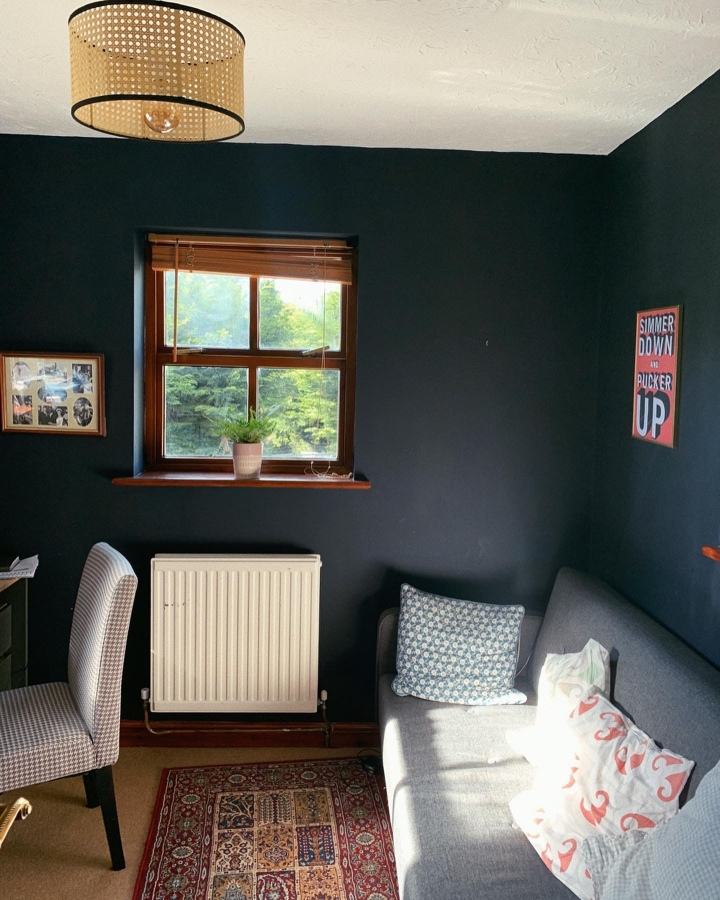 'The snug' redecoration
